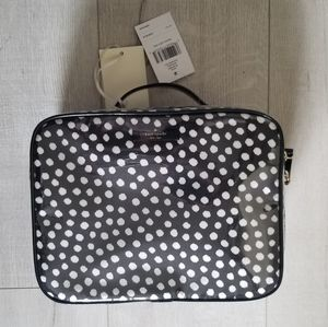 Kate Spade Dot Makeup Travel Bag